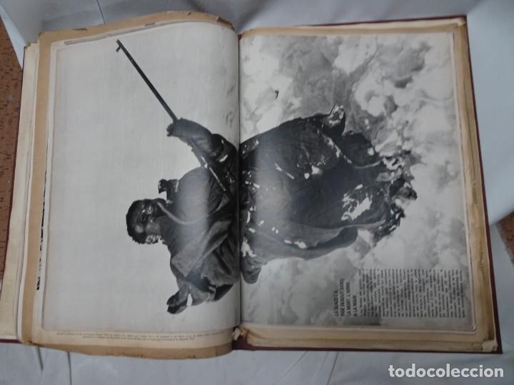 Militaria: ANTIGUO TOMO SOBRE 1ª Y 2ª GUERRA MUNDIAL ,CON PERIÓDICOS Y REVISTAS DE LA ÉPOCA, VER FOTOS - Foto 33 - 164654102