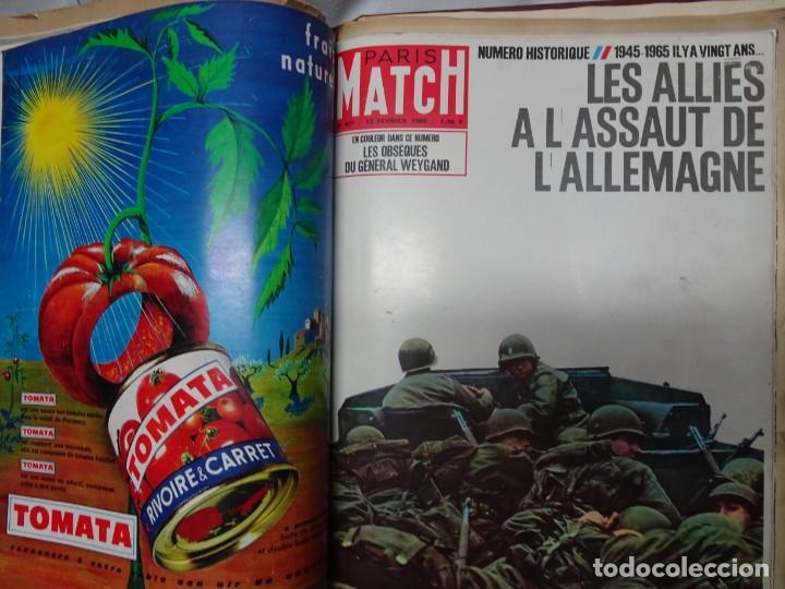 Militaria: ANTIGUO TOMO SOBRE 1ª Y 2ª GUERRA MUNDIAL ,CON PERIÓDICOS Y REVISTAS DE LA ÉPOCA, VER FOTOS - Foto 37 - 164654102