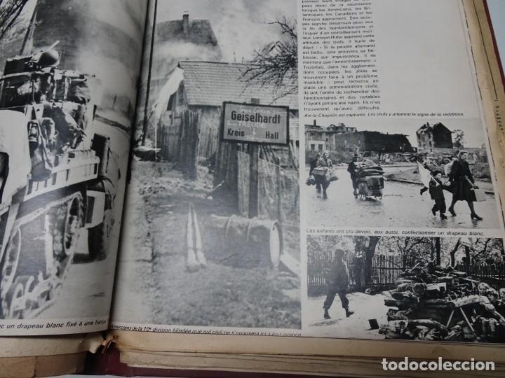 Militaria: ANTIGUO TOMO SOBRE 1ª Y 2ª GUERRA MUNDIAL ,CON PERIÓDICOS Y REVISTAS DE LA ÉPOCA, VER FOTOS - Foto 42 - 164654102