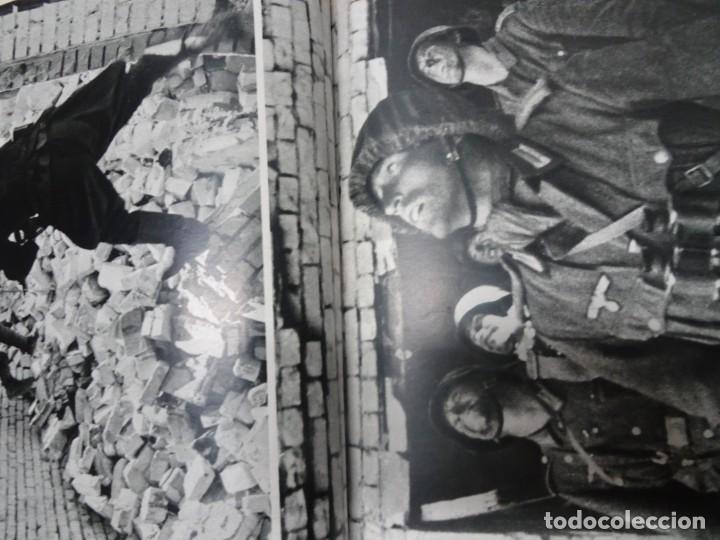 Militaria: ANTIGUO TOMO SOBRE 1ª Y 2ª GUERRA MUNDIAL ,CON PERIÓDICOS Y REVISTAS DE LA ÉPOCA, VER FOTOS - Foto 47 - 164654102