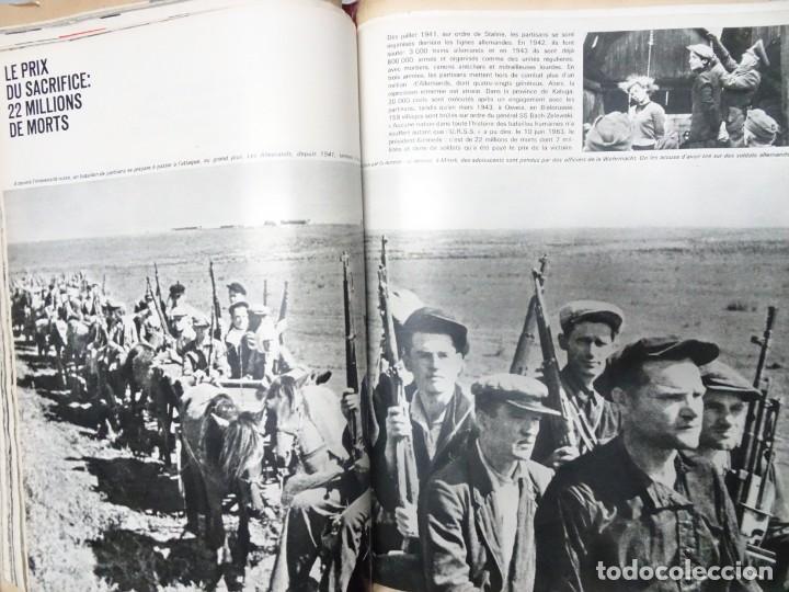 Militaria: ANTIGUO TOMO SOBRE 1ª Y 2ª GUERRA MUNDIAL ,CON PERIÓDICOS Y REVISTAS DE LA ÉPOCA, VER FOTOS - Foto 49 - 164654102