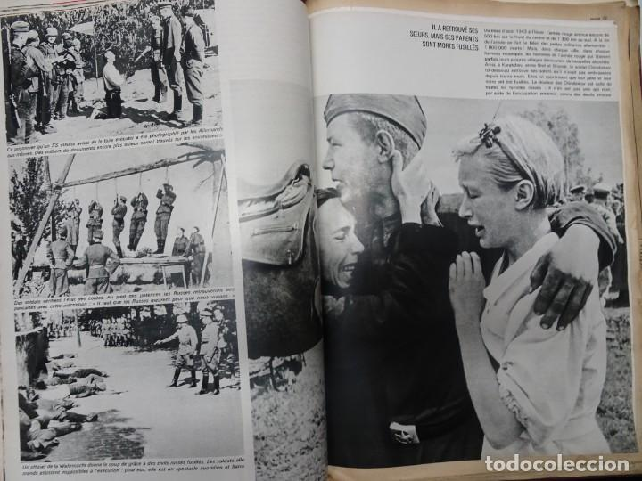 Militaria: ANTIGUO TOMO SOBRE 1ª Y 2ª GUERRA MUNDIAL ,CON PERIÓDICOS Y REVISTAS DE LA ÉPOCA, VER FOTOS - Foto 50 - 164654102