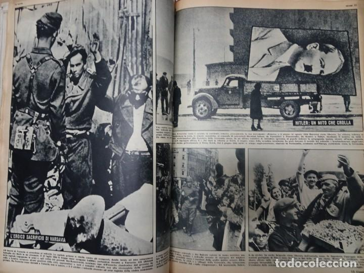 Militaria: ANTIGUO TOMO SOBRE 1ª Y 2ª GUERRA MUNDIAL ,CON PERIÓDICOS Y REVISTAS DE LA ÉPOCA, VER FOTOS - Foto 52 - 164654102