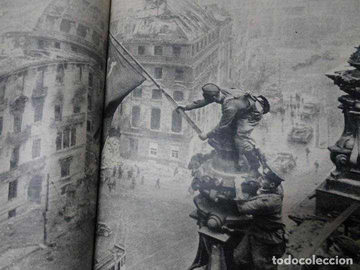 Militaria: ANTIGUO TOMO SOBRE 1ª Y 2ª GUERRA MUNDIAL ,CON PERIÓDICOS Y REVISTAS DE LA ÉPOCA, VER FOTOS - Foto 54 - 164654102