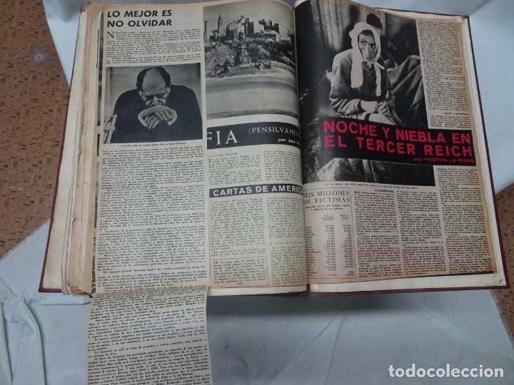 Militaria: ANTIGUO TOMO SOBRE 1ª Y 2ª GUERRA MUNDIAL ,CON PERIÓDICOS Y REVISTAS DE LA ÉPOCA, VER FOTOS - Foto 76 - 164654102