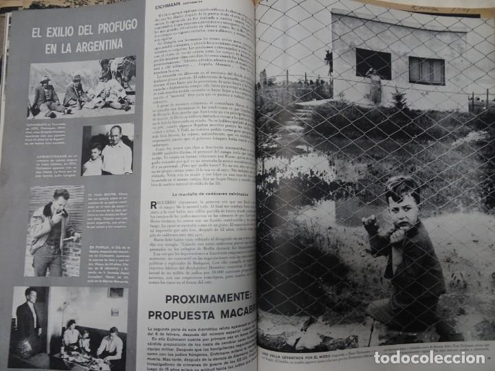 Militaria: ANTIGUO TOMO SOBRE 1ª Y 2ª GUERRA MUNDIAL ,CON PERIÓDICOS Y REVISTAS DE LA ÉPOCA, VER FOTOS - Foto 79 - 164654102