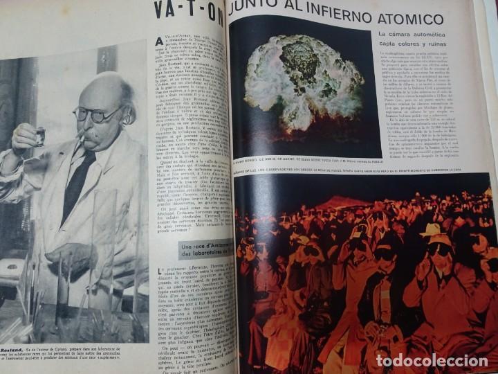 Militaria: ANTIGUO TOMO SOBRE 1ª Y 2ª GUERRA MUNDIAL ,CON PERIÓDICOS Y REVISTAS DE LA ÉPOCA, VER FOTOS - Foto 86 - 164654102
