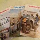 Militaria: LOTE REVISTAS GUARDIA CIVIL. AÑO 1972. NºS 333-342-344. Lote 165730298
