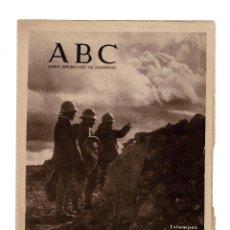 Militaria: ABC DIARIO REPÚBLICANO DE IZQUIERDAS . 6.6.1937. Lote 166416802