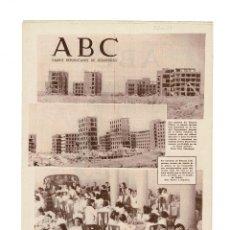 Militaria: ABC DIARIO REPÚBLICANO DE IZQUIERDAS . 23.6.1937. Lote 166417110