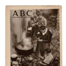 Militaria: ABC DIARIO REPÚBLICANO DE IZQUIERDAS . 4.3.1937. Lote 166419330