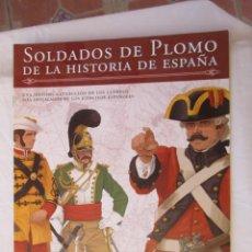 Militaria: SOLDADOS DE PLOMO DE LA HISTORIA DE ESPAÑA - ALTAYA 2003.. Lote 167623480