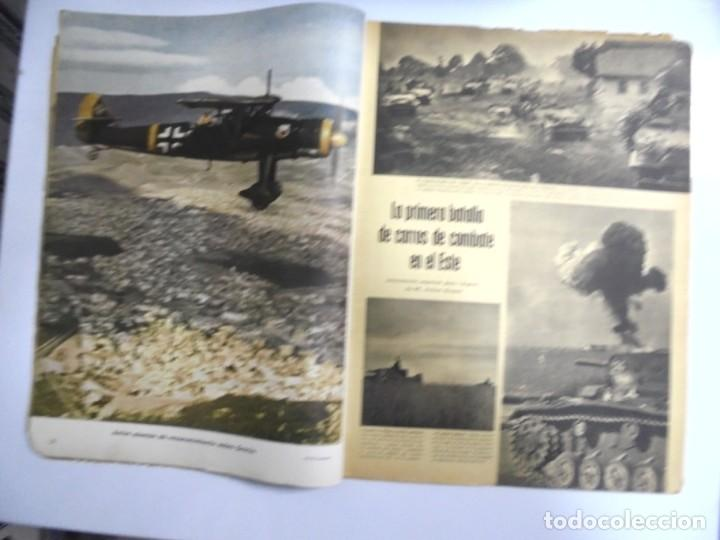 Militaria: REVISTA MILITAR SIGNAL. 1er. NUMERO DE AGOSTO DE 1941. Nº 15. - Foto 2 - 167928620