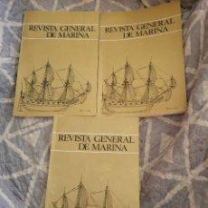 Militaria: REVISTA GENERAL DE MARINA. Lote 168303181