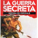 Militaria: LA GUERRA SECRETA. HISTORIA DEL ESPIONAJE. FASCÍCULO Nº 42. Lote 168488788