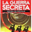 Militaria: LA GUERRA SECRETA. HISTORIA DEL ESPIONAJE. FASCÍCULO Nº 44. Lote 168489200