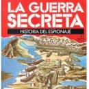 Militaria: LA GUERRA SECRETA. HISTORIA DEL ESPIONAJE. FASCÍCULO Nº 51. Lote 168490468