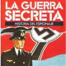 Militaria: LA GUERRA SECRETA. HISTORIA DEL ESPIONAJE. FASCÍCULO Nº 60. Lote 168506888