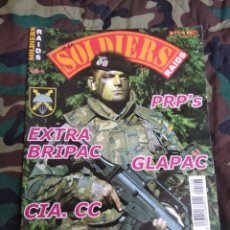 Militaria: SOLDADOR RAID EXTRA BRIPAC N°108. Lote 168540462