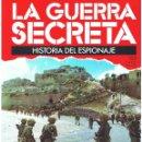 Militaria: LA GUERRA SECRETA. HISTORIA DEL ESPIONAJE. FASCÍCULO Nº 105. Lote 168565684