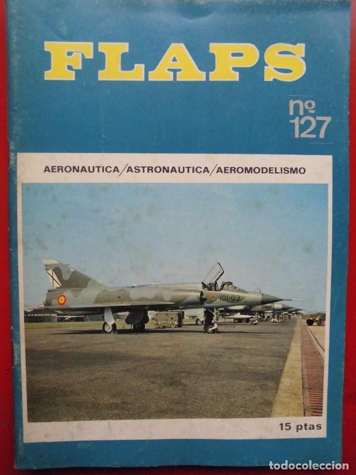 FLAPS Nº 127 (Militar - Revistas y Periódicos Militares)