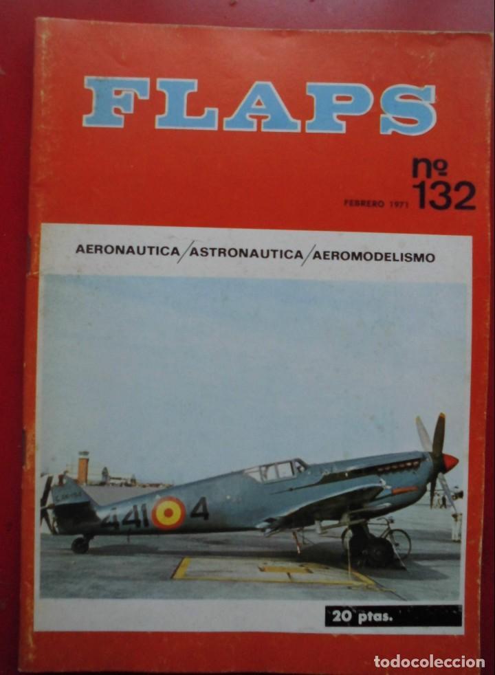 FLAPS Nº 132 (Militar - Revistas y Periódicos Militares)