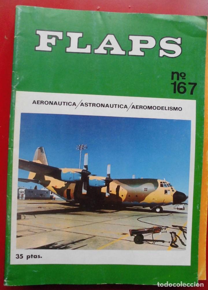 FLAPS Nº 167 (Militar - Revistas y Periódicos Militares)