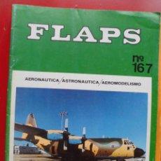 Militaria: FLAPS Nº 167. Lote 168764512