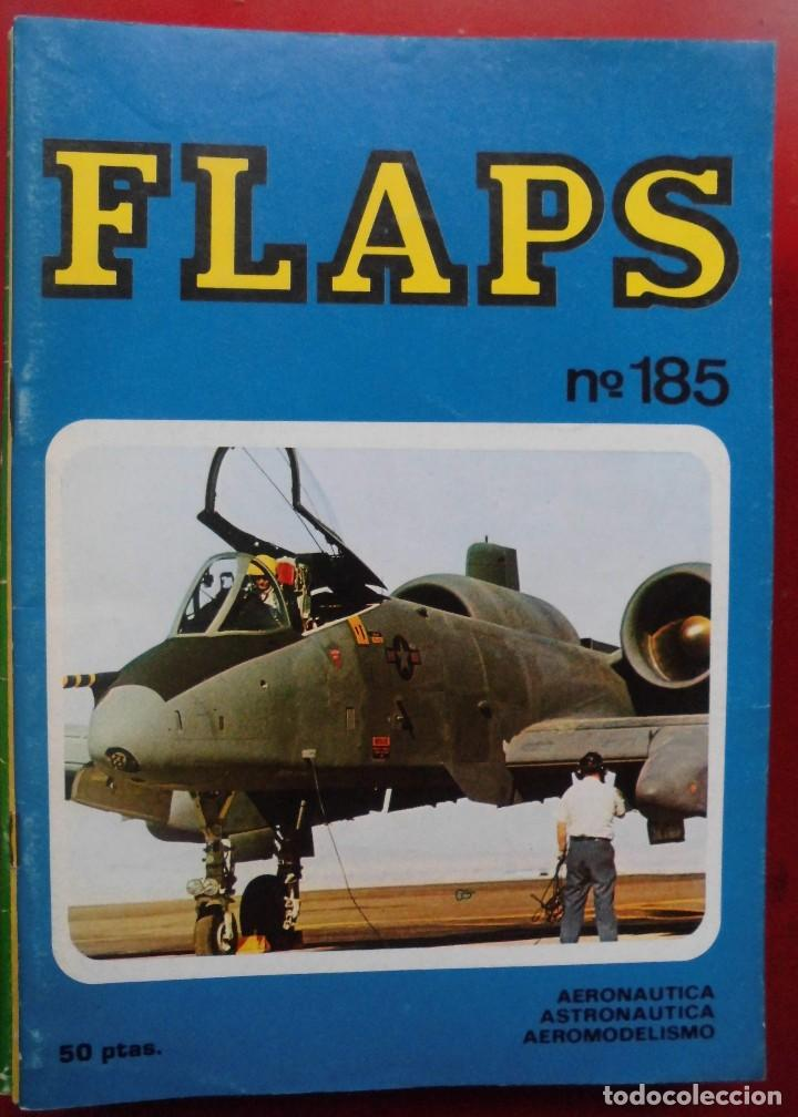 FLAPS Nº 185 (Militar - Revistas y Periódicos Militares)