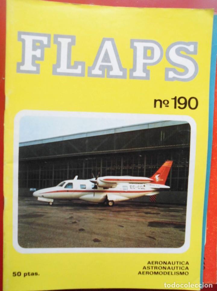 FLAPS Nº 190 (Militar - Revistas y Periódicos Militares)