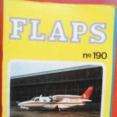 Militaria: FLAPS Nº 190. Lote 168764688