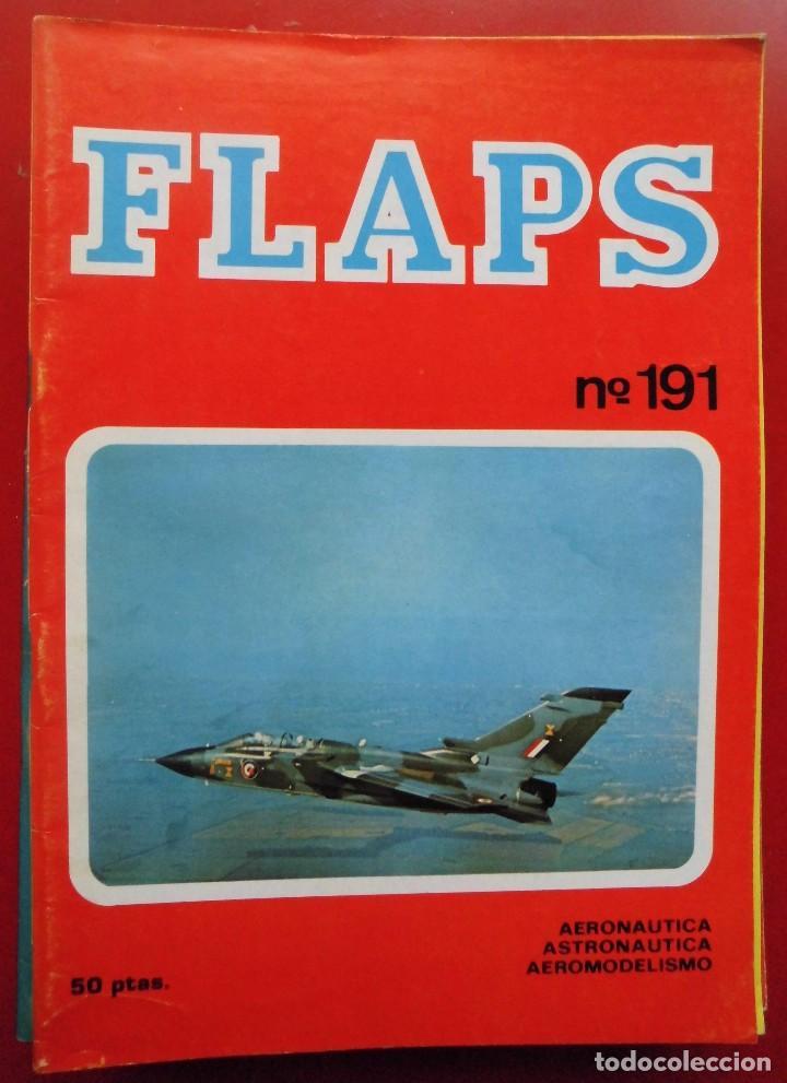 FLAPS Nº 191 (Militar - Revistas y Periódicos Militares)