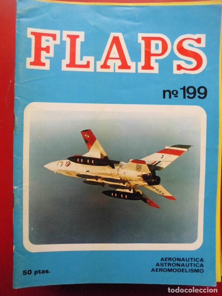 FLAPS Nº 199 (Militar - Revistas y Periódicos Militares)