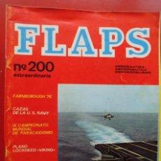 Militaria: FLAPS Nº 200. Lote 168764884