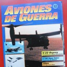 Militaria: AVIONES DE GUERRA PLANETA AGOSTINI. FASCÍCULO Nº 12. Lote 168797148