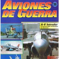Militaria: AVIONES DE GUERRA PLANETA AGOSTINI. FASCÍCULO Nº 36. Lote 168893024