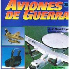 Militaria: AVIONES DE GUERRA PLANETA AGOSTINI. FASCÍCULO Nº 38. Lote 168896596