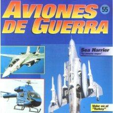 Militaria: AVIONES DE GUERRA PLANETA AGOSTINI. FASCÍCULO Nº 55. Lote 168906688