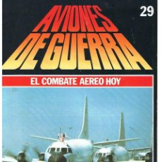 Militaria: AVIONES DE GUERRA PLANETA AGOSTINI. FASCÍCULO Nº 29. Lote 169177288