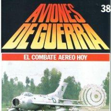 Militaria: AVIONES DE GUERRA PLANETA AGOSTINI. FASCÍCULO Nº 38. Lote 169177680