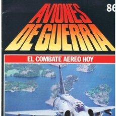 Militaria: AVIONES DE GUERRA PLANETA AGOSTINI. FASCÍCULO Nº 86. Lote 169180208