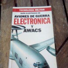 Militaria: TECNOLOGÍA MILITAR /AVIONES DE GUERRA. Lote 170002022