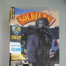 Militaria: SOLDIERS RAIDS Nº 66. Lote 170036528