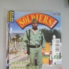 Militaria: SOLDIERS RAIDS Nº 96. Lote 170036804