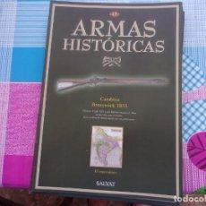 Militaria: LOTE DE REVISTAS ARMAS HISTORICAS. Lote 170213112
