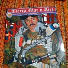 Militaria: REVISTA TIERRA MAR Y AIRE. Lote 171071742