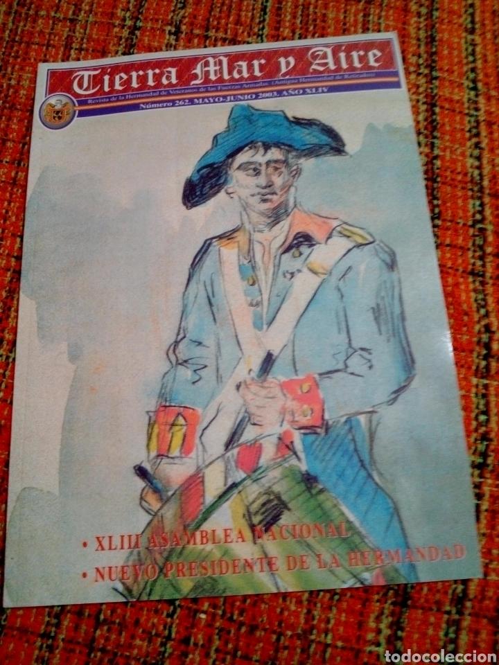 REVISTA TIERRA MAR Y AIRE (Militar - Revistas y Periódicos Militares)
