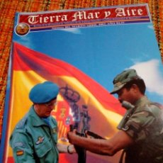 Militaria: REVISTA TIERRA MAR Y AIRE. Lote 171071764