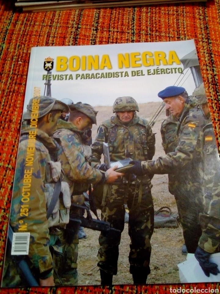 REVISTA BOINA NEGRA (Militar - Revistas y Periódicos Militares)