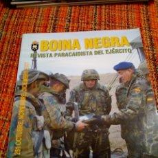 Militaria: REVISTA BOINA NEGRA. Lote 171071992